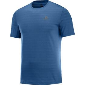 Salomon XA T-shirt course à pied Homme, poseidon